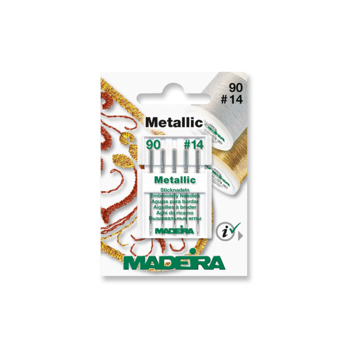 Madeira Metallic Sticknadel