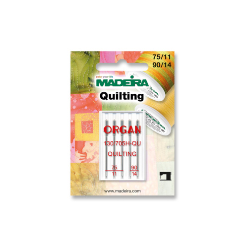 Madeira Quilting Nadel
