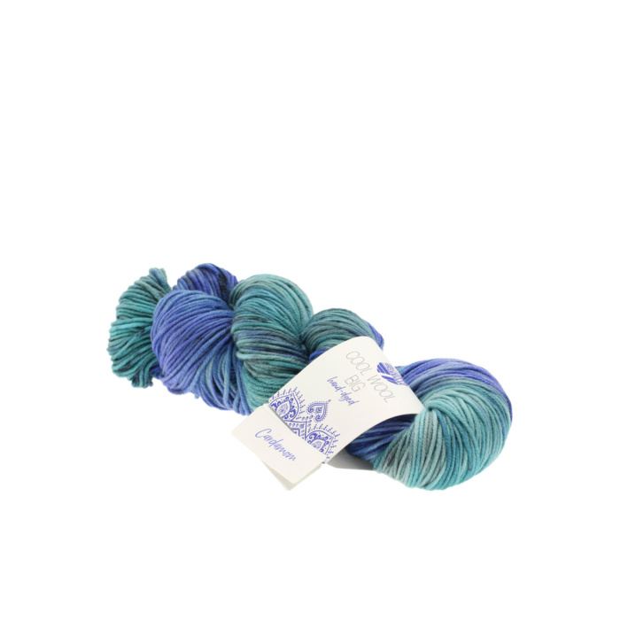 Lana Grossa COOL WOOL BIG hand-dyed