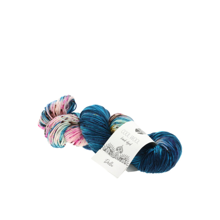 Lana Grossa COOL WOOL hand dyed