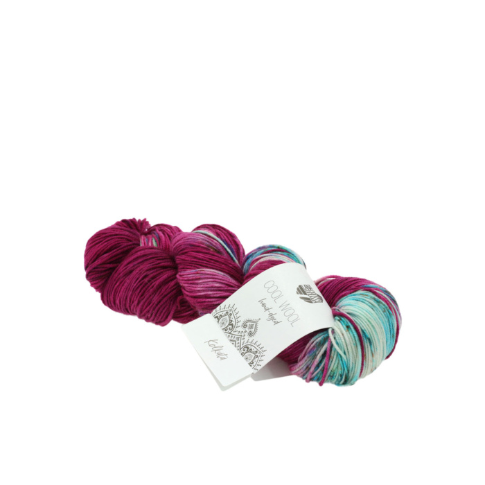 Lana Grossa COOL WOOL hand-dyed